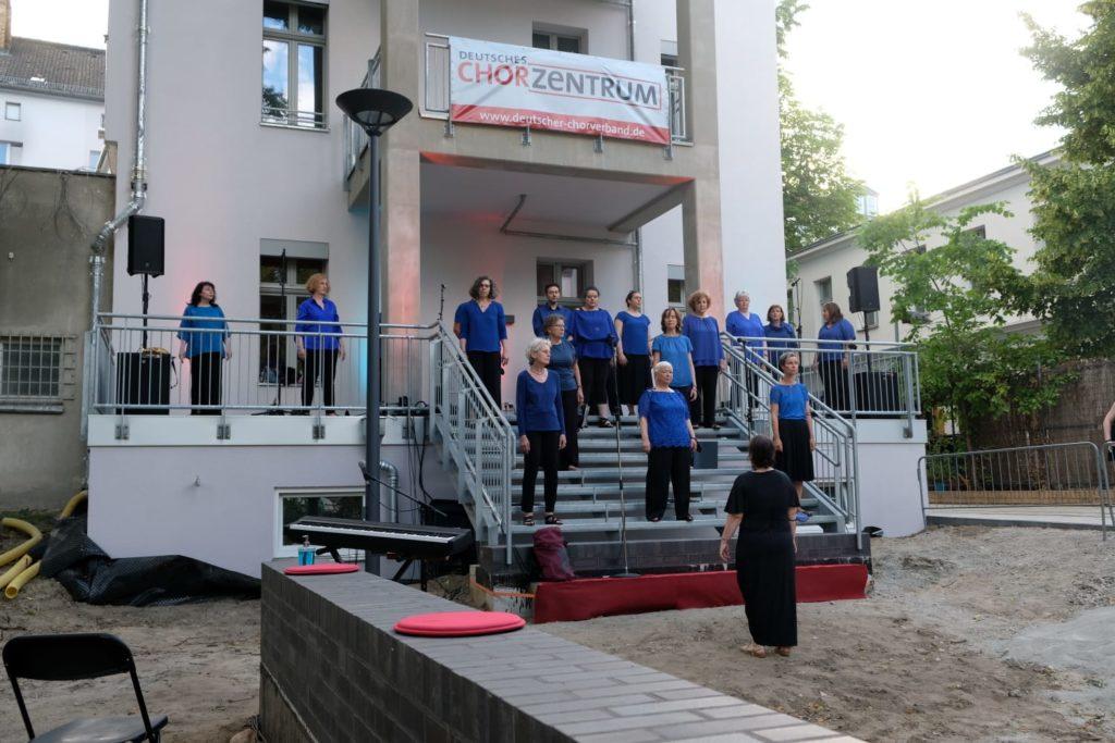 Eröffnung des Deutschen Chorzentrums